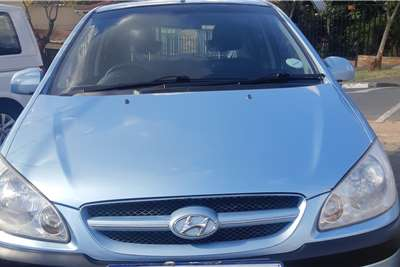 Hyundai Getz 1,6 2007