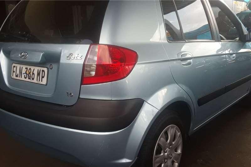 Used 2007 Hyundai Getz 1.6