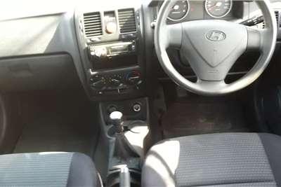 2007 Hyundai Getz Getz 1.6