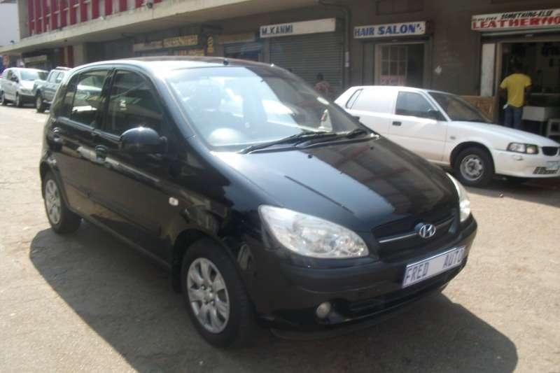 Hyundai Getz 1.6 2008