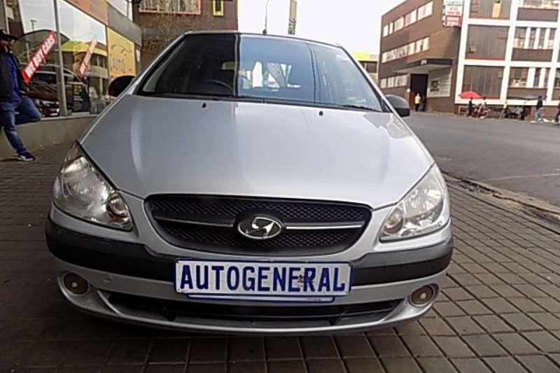 Hyundai Getz 1.6 2009