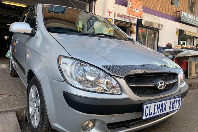 Hyundai Getz 1.6 2011