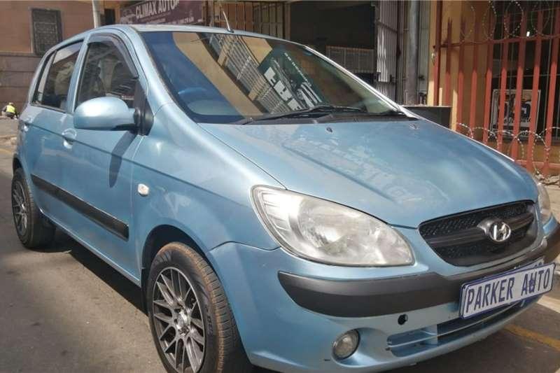 Hyundai Getz 1,6 2011