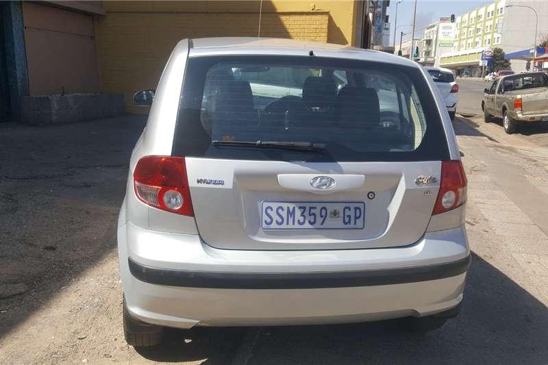 Hyundai Getz 1.6 automatic 2005