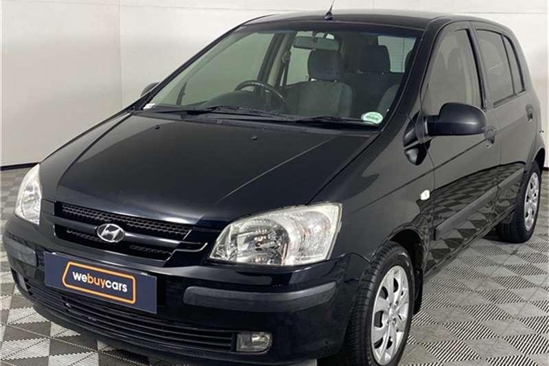 2005 Hyundai Getz Getz 1.6 automatic