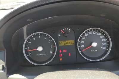 Hyundai Getz 1.6 automatic 2007