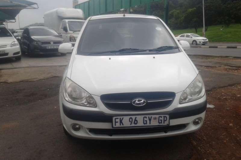 Hyundai Getz 1.6 GL 2010