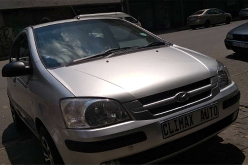 Hyundai Getz 1.6 GL high spec 2008