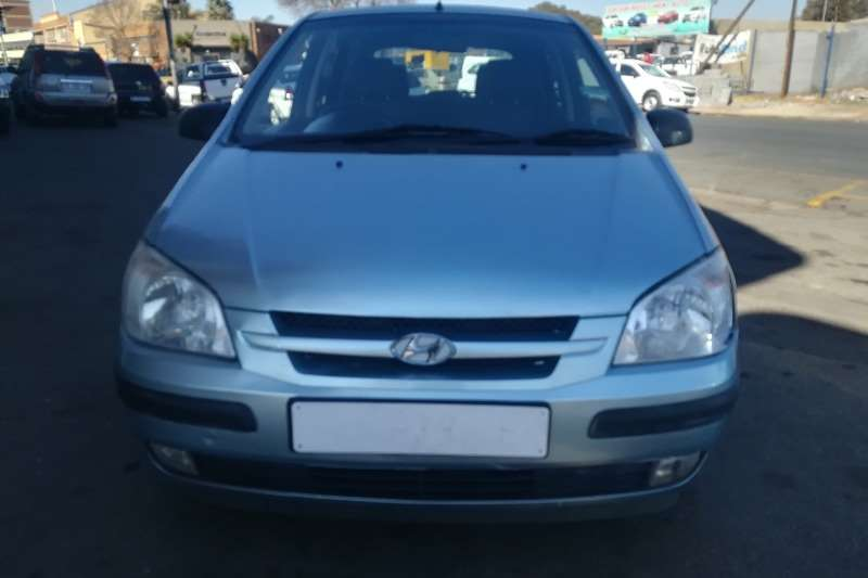Hyundai Getz 1.6 GL high spec 2008