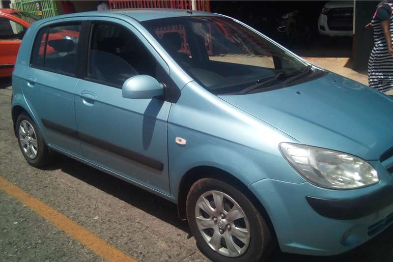 Hyundai Getz 1.6 GL high spec 2010