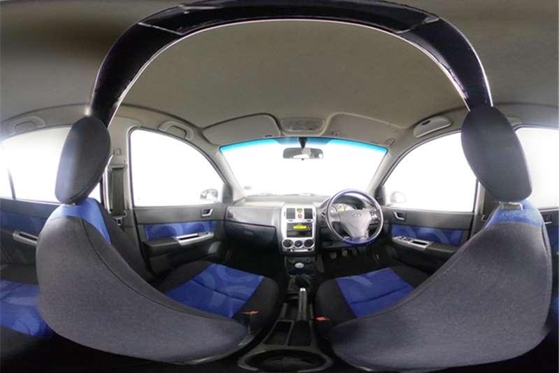 2010 Hyundai Getz Getz 1.6 GL high-spec