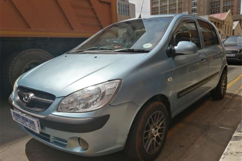 Hyundai Getz 1.6 GL high spec 2011