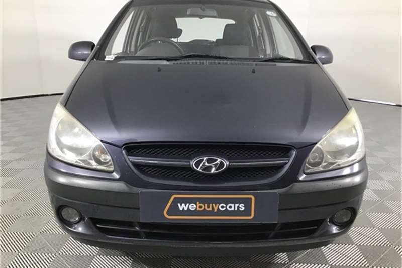 Hyundai Getz 1.6 GL high spec automatic 2007