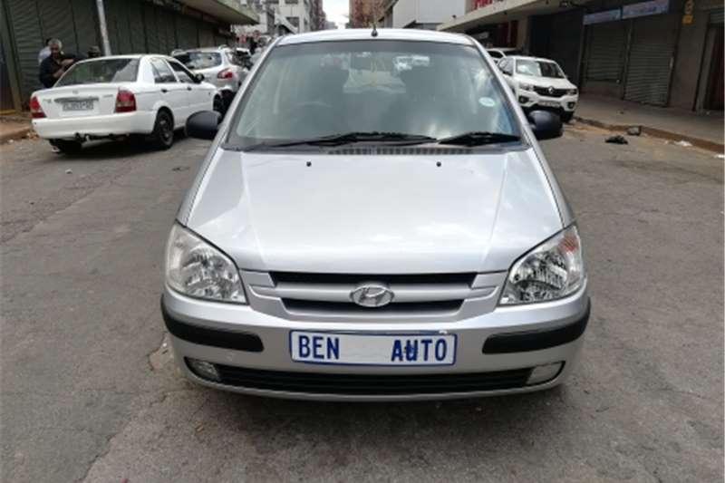 Hyundai Getz 1.6 Gls 2004