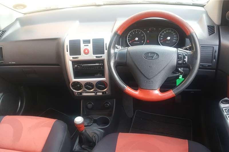 Hyundai Getz 1.6 high spec 2009