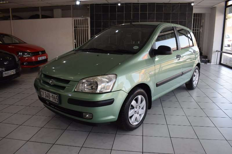 Hyundai Getz 1.6  (Rent to own available) 2003
