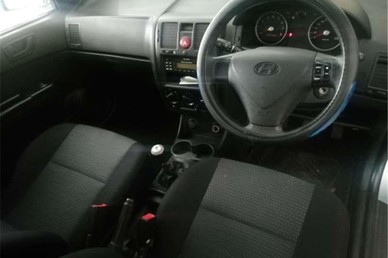 Hyundai Getz 1.6 Sport Blue 2010