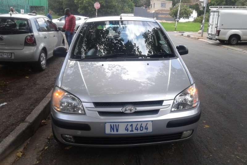 Hyundai Getz 1.6GLS 2004