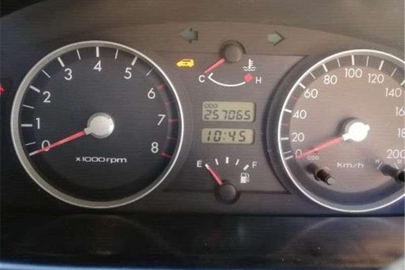 Used 2003 Hyundai Getz