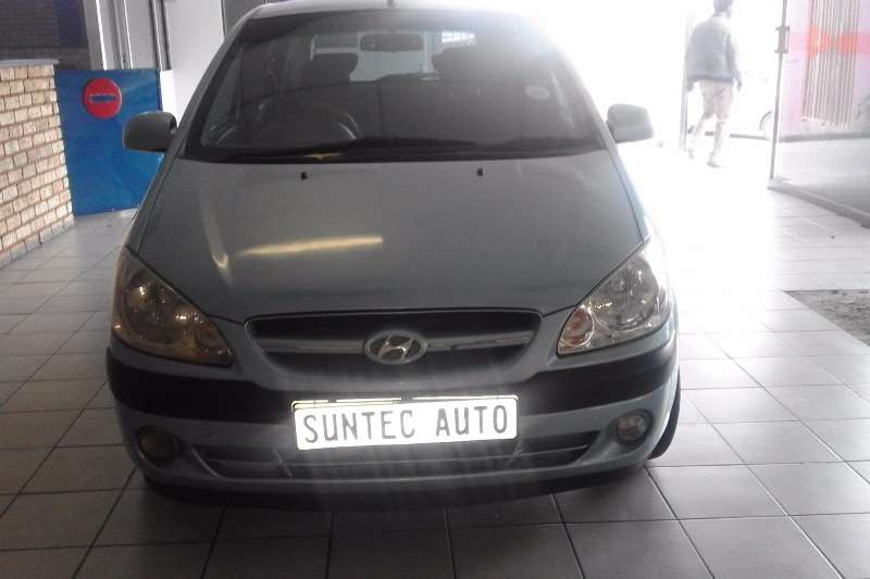2010 Hyundai Getz 1.6