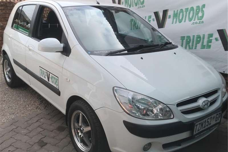 2006 Hyundai Getz 1.6 GL high spec