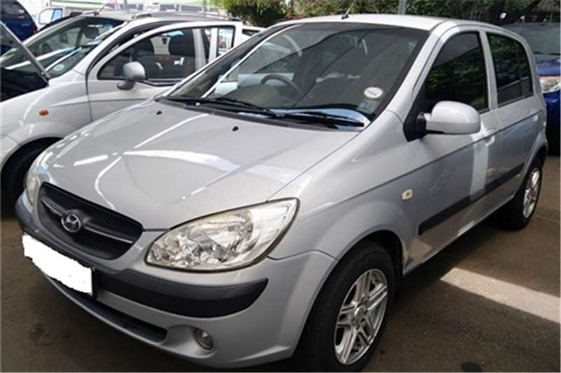 2011 Hyundai Getz 1.4 GL high spec