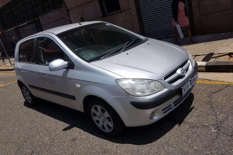 2007 Hyundai Getz 1.4 GL