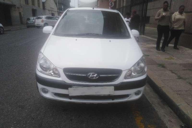 2009 Hyundai Getz 1.4 GL