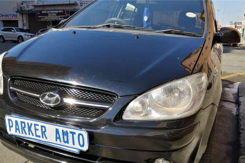 2007 Hyundai Getz 1.6