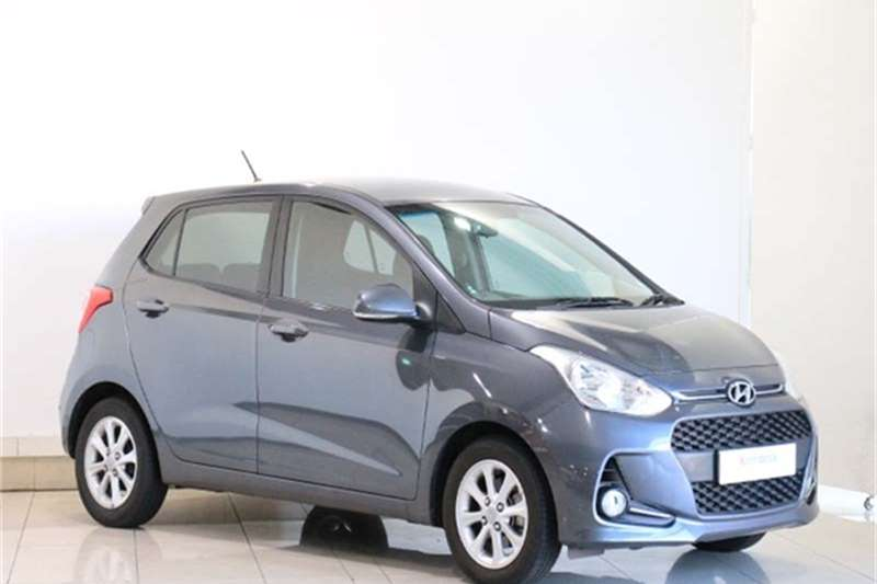 Hyundai Grand I10 1.0 FLUID 2018
