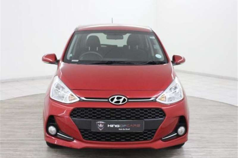 Hyundai Grand I10 1.0 FLUID 2018