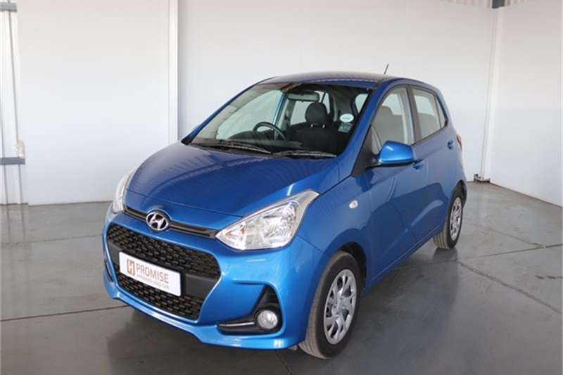 Hyundai Grand I10 1.0 MOTION 2016