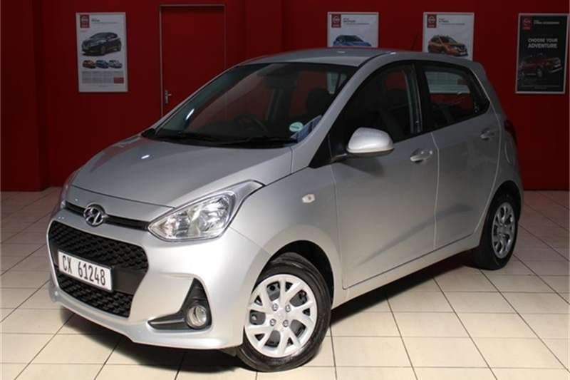 Hyundai Grand I10 1.0 MOTION 2018