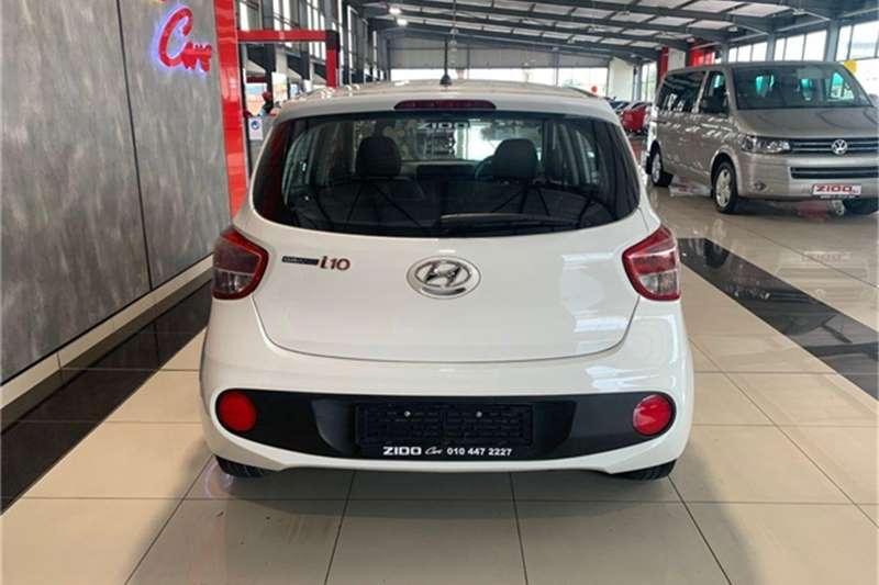 Hyundai Grand I10 1.0 MOTION 2018