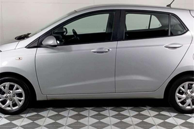 2018 Hyundai Grand i10 GRAND i10 1.0 MOTION