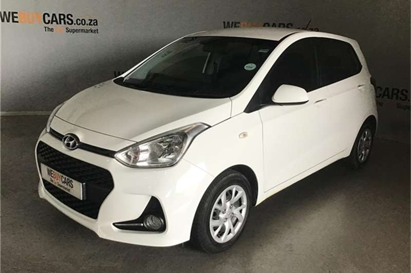 Hyundai Grand I10 1.0 MOTION 2019