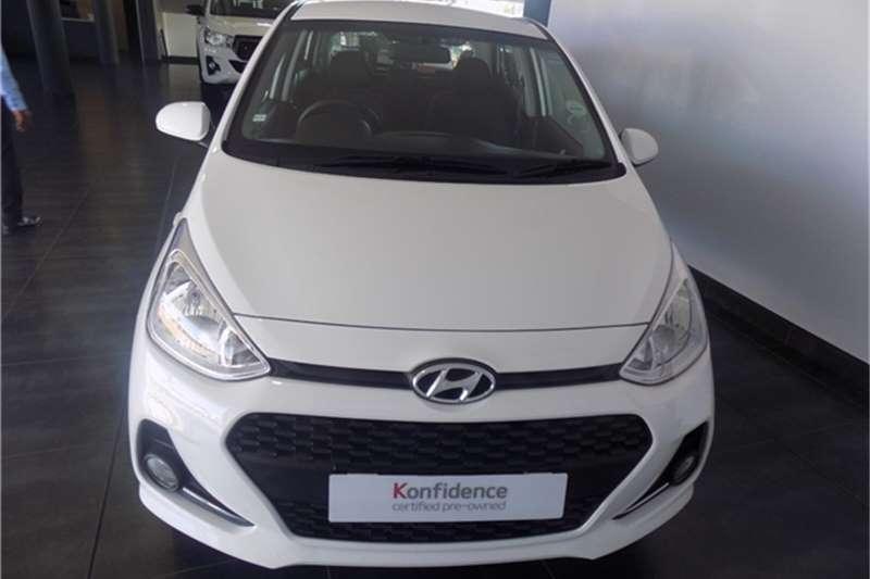 Hyundai Grand i10 1.0 MOTION 2019