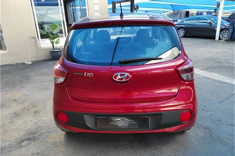 Used 2019 Hyundai Grand I10 GRAND i10 1.0 MOTION