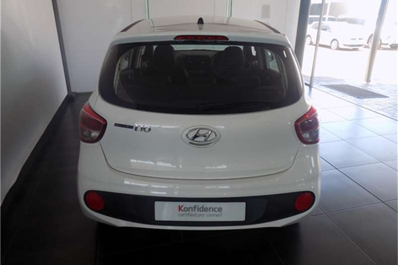 Hyundai Grand I10 1.0 MOTION 2020