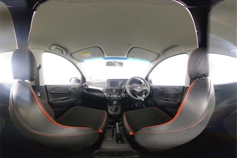 2021 Hyundai Grand i10 GRAND i10 1.0 MOTION