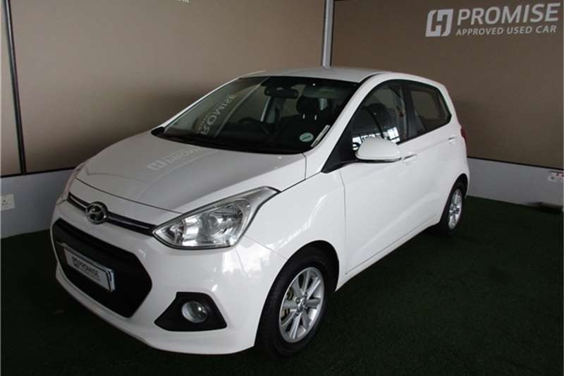 Hyundai Grand I10 1.25 FLUID 2018