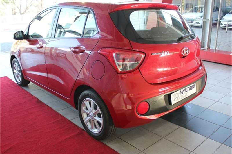 Hyundai Grand I10 1.25 FLUID 2019