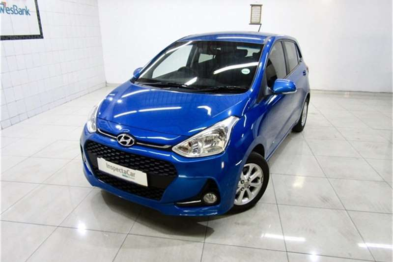 Hyundai Grand I10 1.25 FLUID A/T 2018