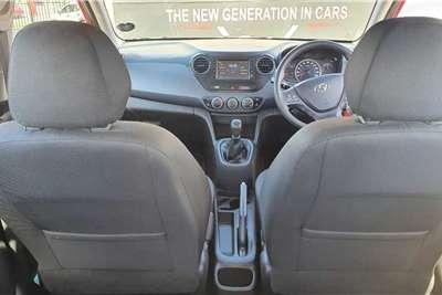 2018 Hyundai Grand i10 GRAND i10 1.25 GLIDE