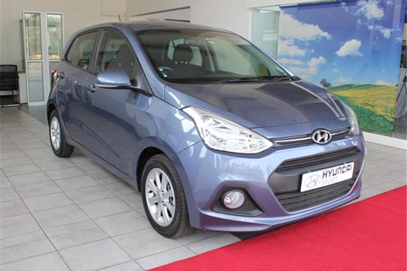 Hyundai Grand I10 1.25 Motion auto 2017