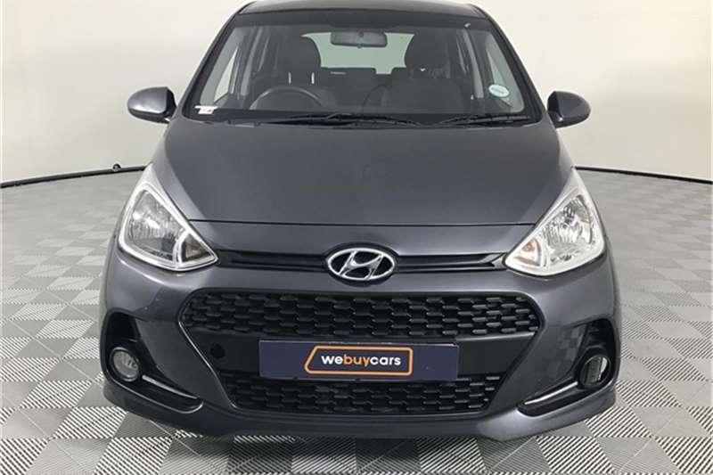 Used 2017 Hyundai Grand I10 1.25 Motion auto