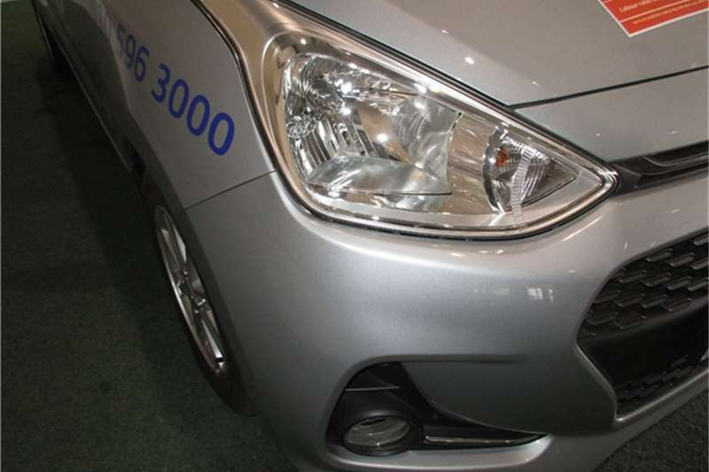 Hyundai Grand I10 Cargo Panel Van GRAND i10 1.2 FLUID CARGO F/C P/V 2020