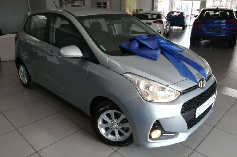 2019 Hyundai Grand i10 GRAND i10 1.0 FLUID