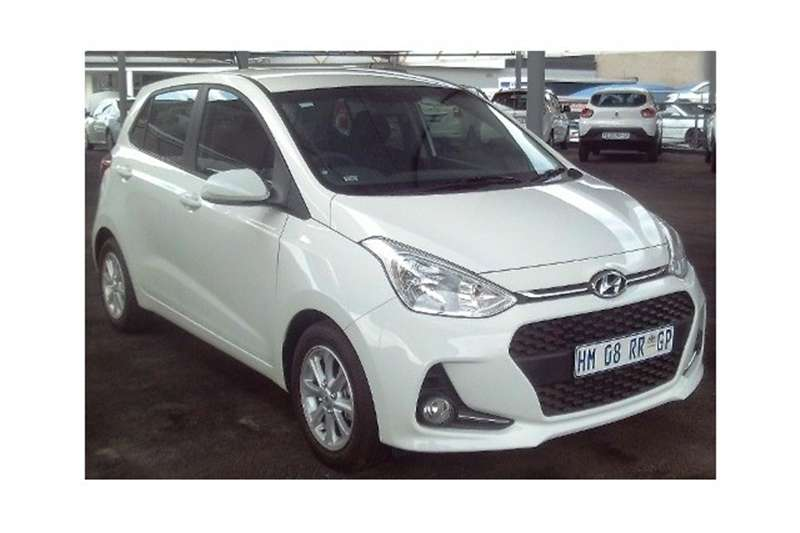 2018 Hyundai Grand i10 GRAND i10 1.25 FLUID