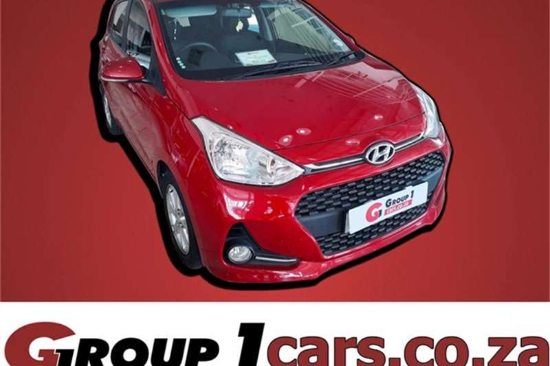 2018 Hyundai Grand i10 GRAND i10 1.0 FLUID